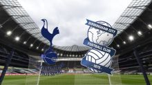 Tottenham 1-0 Birmingham LIVE! Preseason friendly score, result and match stream today