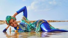 Halima Aden is the first Sports Illustrated swimsuit model to wear a burkini