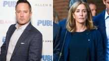 Emmys Commentator Thomas Lennon Makes Jab at Felicity Huffman's Prison Sentence