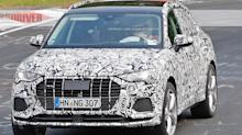 Audi's First SQ3 Is Nearing Production