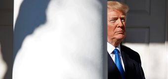 Shutdown spoils Trump's one-year anniversary party
