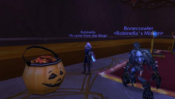 Reminder: ICftB Trick or Treat event today