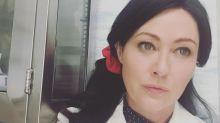 Shannen Doherty regresa al trabajo tras dos años de lucha contra el cáncer
