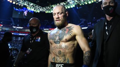 Notorious no more? McGregor may be finished