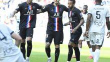 Foot - Amical - PSG - LeHavre - PSG: les images du premier match avec public depuis quatre mois