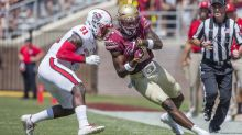 Finley leads NC State to 27-21 upset of No. 12 Florida State
