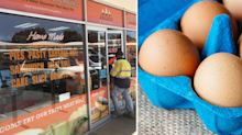 Raw eggs blamed for salmonella outbreak in Adelaide bakeries