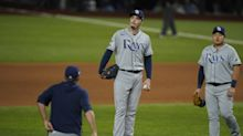 World Series Game 6: Rays decision to pull Blake Snell immediately backfires
