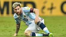 World Cup 2018: Argentina v Chile - No margin for error for Messi & co