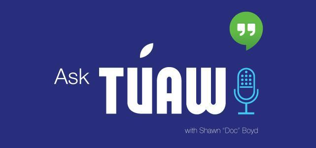 Ask TUAW Live Summer School is on the air at 5 PM ET today!