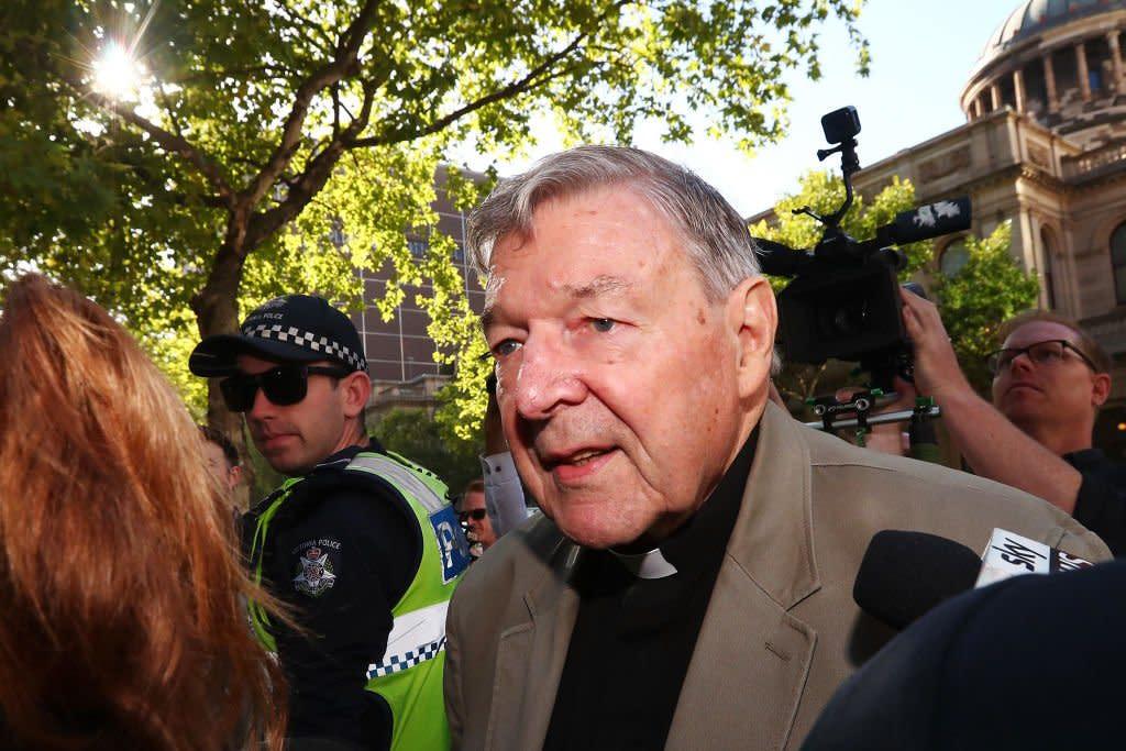 Australia's Cardinal George Pell loses child sex abuse appeal