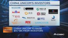 Mixed ownership reform at China Unicom