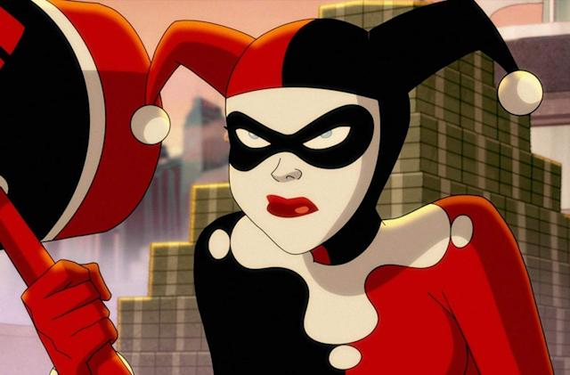 'Harley Quinn' series debuts on DC Universe November 29th