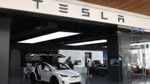Tax-credit expansion sought by Tesla, other EV players is among tax breaks getting lawmakers' attention as year ends