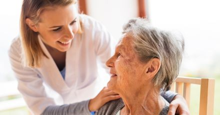 Senior In-Home Care, Covered by Medicare
