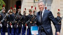 U.S. rejects French request for Iran exemptions, Le Maire tells Le Figaro