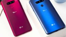 LG V40 ThinQ Smartphone With Five-Camera Setup Launched- Detailed Photo Gallery
