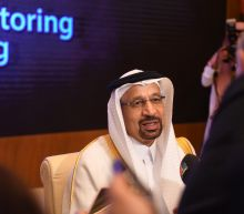 Saudis see oil price on rise as Trump blasts OPEC
