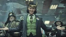 Tom Hiddleston's Loki Makes Marvel Cinematic Universe History as First Openly Bisexual Character