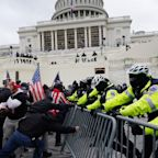 Lone officer who faced Capitol mob to stay silent