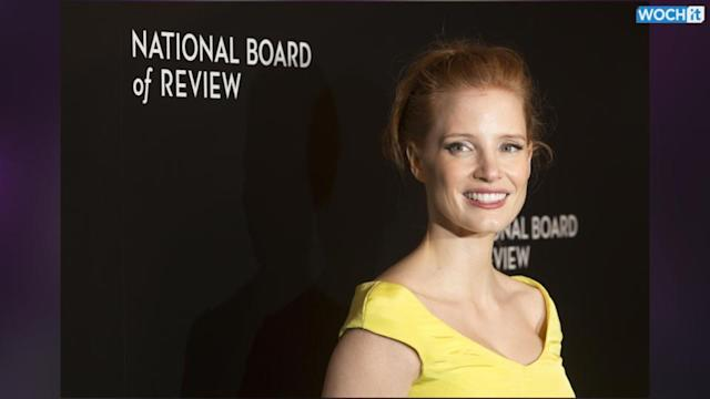 See Jessica Chastain As Merida From Brave In New Disney Dream Portrait