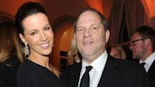 'Get in a tight dress, shake your ass': Kate Beckinsale recalls years of torture from Harvey Weinstein