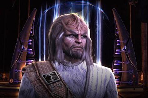 Dorn reprises Worf role in Star Trek Online's Season 8