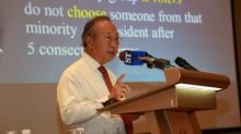 COMMENT: Is this the end of the road for Tan Cheng Bock?