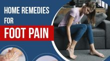 17 Safe And Effective Home Remedies For Foot Pain