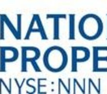 Common Dividend Declared By National Retail Properties, Inc.