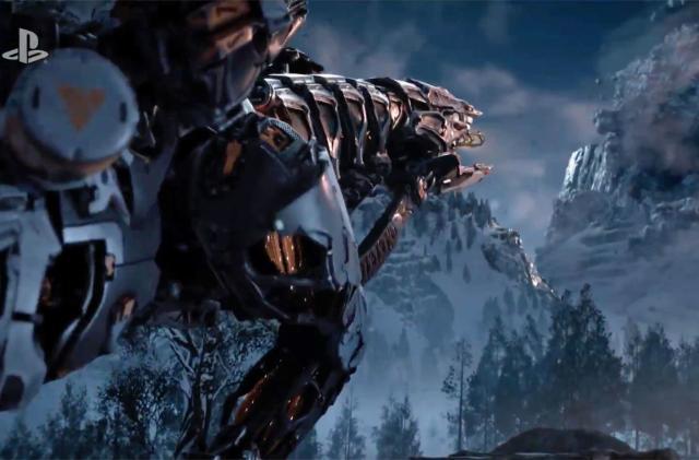'Horizon Zero Dawn' will get an expansion, 'The Frozen Wilds,' this year
