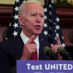 Biden vows to heal racial wounds, rips Trump's response