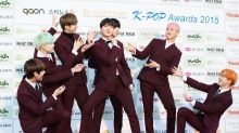 Incredibly stylish photos of BTS, the K-Pop boy band breaking through stateside