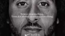 Nike's Kaepernick ad draws record likes on social media, sends sales and stock higher