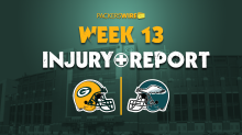 Packers OLB Za'Darius Smith questionable to play vs. Eagles