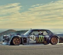 "Ken Block Drops Climbkhana Trailer, Featuring the 1,400-HP ""Hoonicorn"" Ford Mustang"