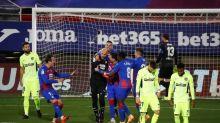 Eibar-Keeper trifft - aber Suarez rettet Atletico