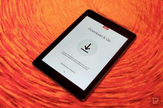 Netflix says it is finally adding offline playback