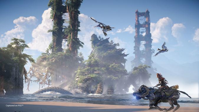 'Horizon Forbidden West' for PS5