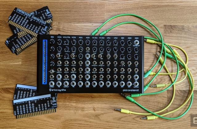 Pico System III review: A fun and simplified intro to modular synths