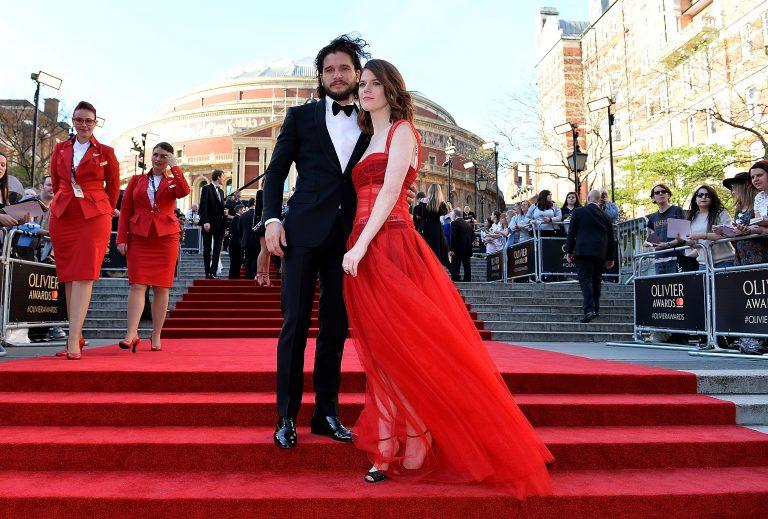 Game of Thrones' Kit Harington and Rose Leslie Will Marry This Weekend
