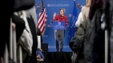 Warren seeks to solidify backing of African Americans