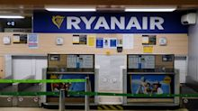 Ryanair slashes profit outlook on labor strife, fuel costs