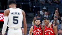 Toronto Raptors Pay Tribute To Kobe Bryant