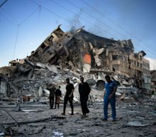 Biden says Israel's airstrikes on Gaza aren't a 'significant overreaction'