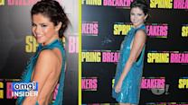 Justin Bieber's Ex Selena Wows on 'Spring Breakers' Red Carpet