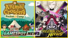 Nintendo Pulls Animal Crossing: Pocket Camp and Fire Emblem Heroes from Belgium