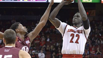 Adel stays at Louisville after testing draft waters