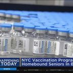 J&J Vaccine Coming To Brighton Beach Seniors