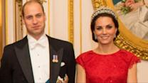Princess Kate Dazzles in Princess Diana's Beloved Tiara